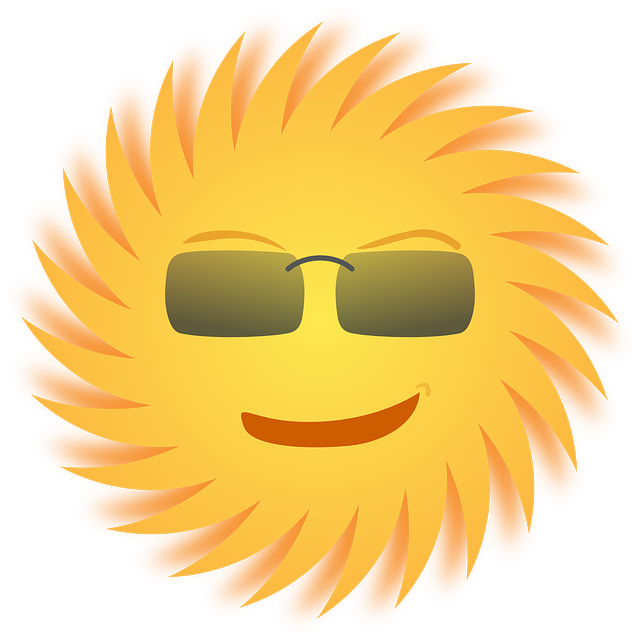 Moving clipart summer. Heat wave is here