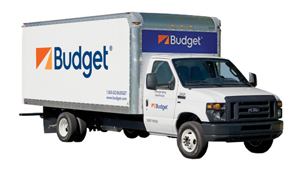 Moving truck png. Foot rental to
