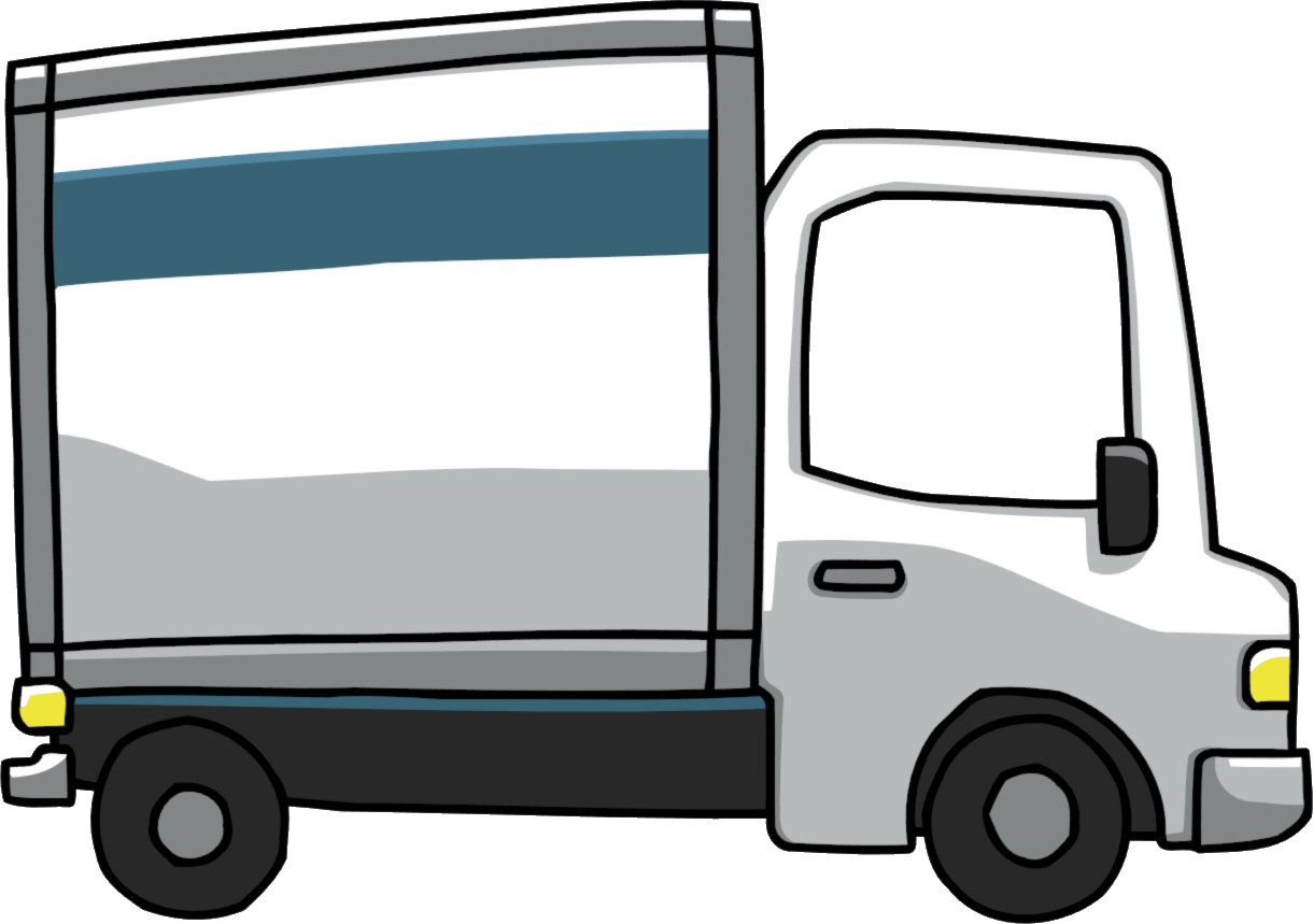 Moving truck png. Image scribblenauts wiki fandom