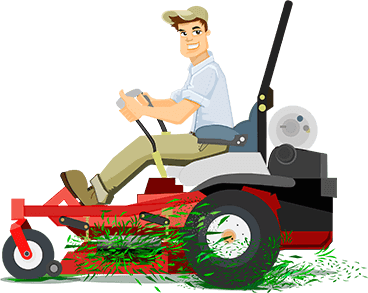 Mowing clipart lawn care. The origin of gary