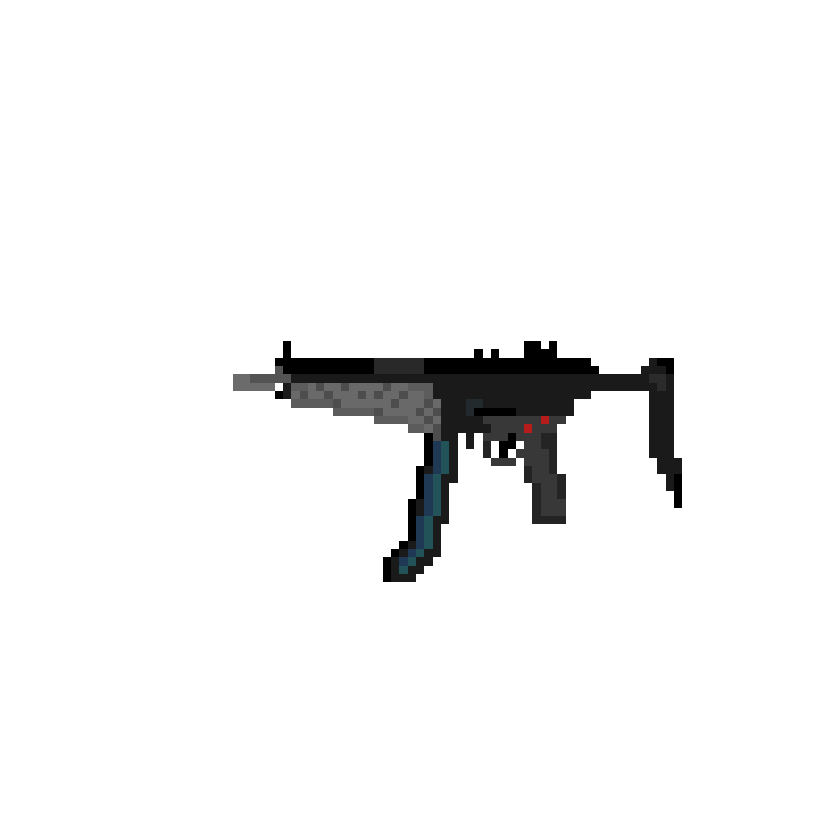 Mp5 drawing. Pixilart mp by anonymous