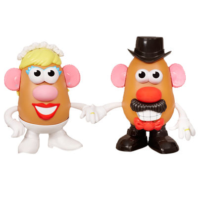 Mrs potato head png. New and improved mr