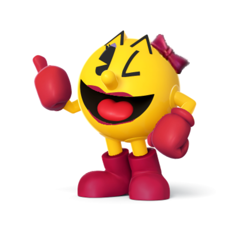 ms pacman png