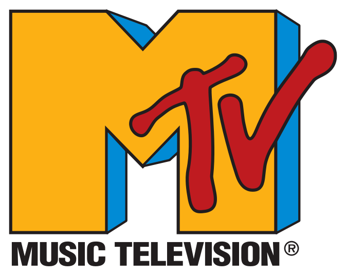 Mtv logo png. Official psds