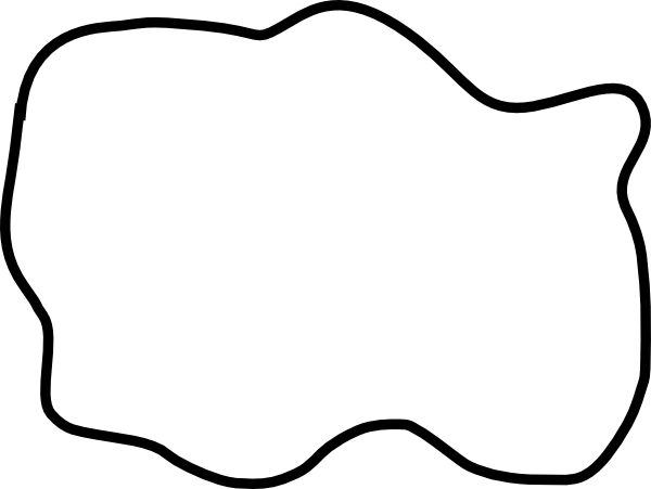 Puddle png. Black and white transparent