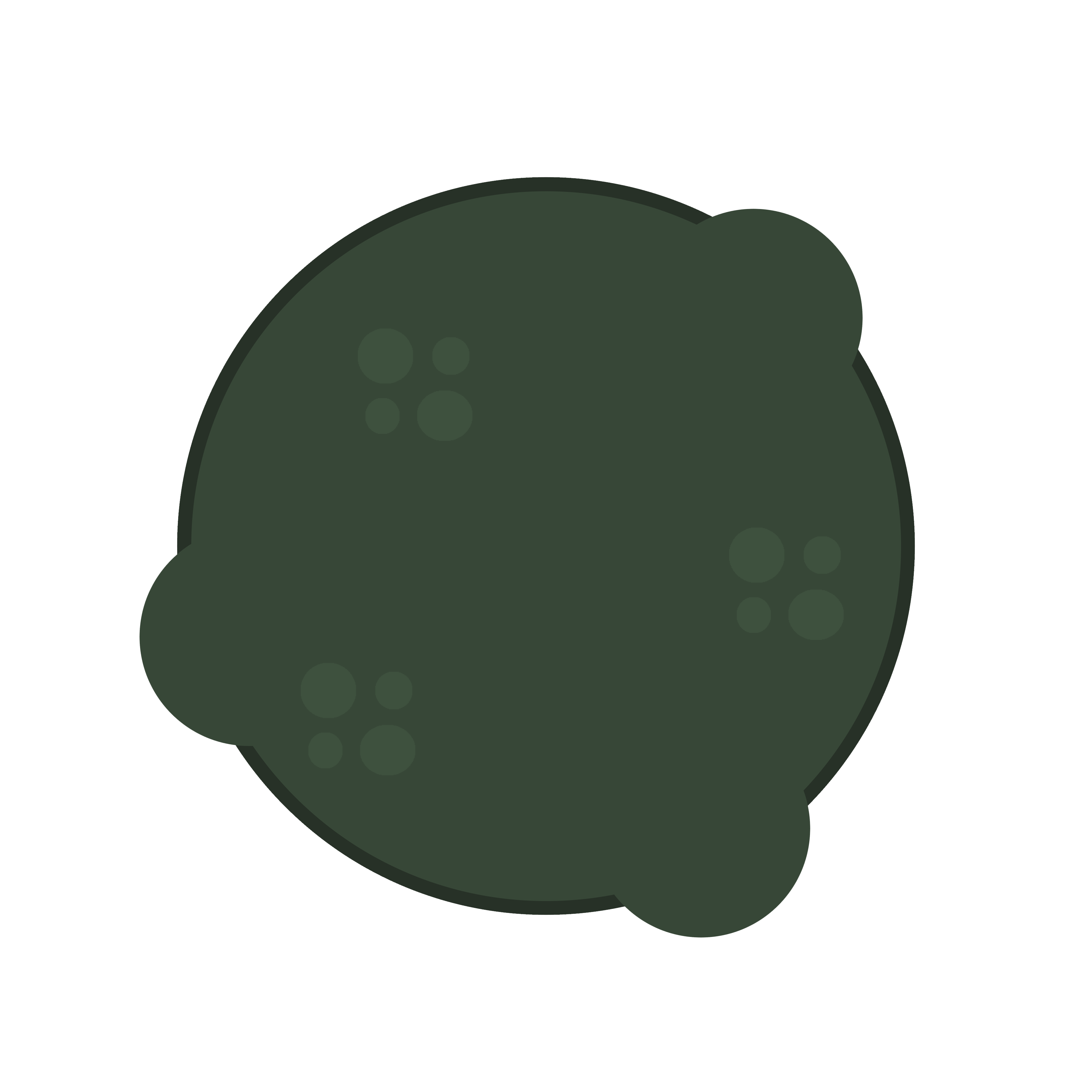 Poison for swamp biome. Mud puddle png banner library