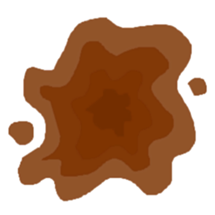 Muddy puddle png. Collection of mud