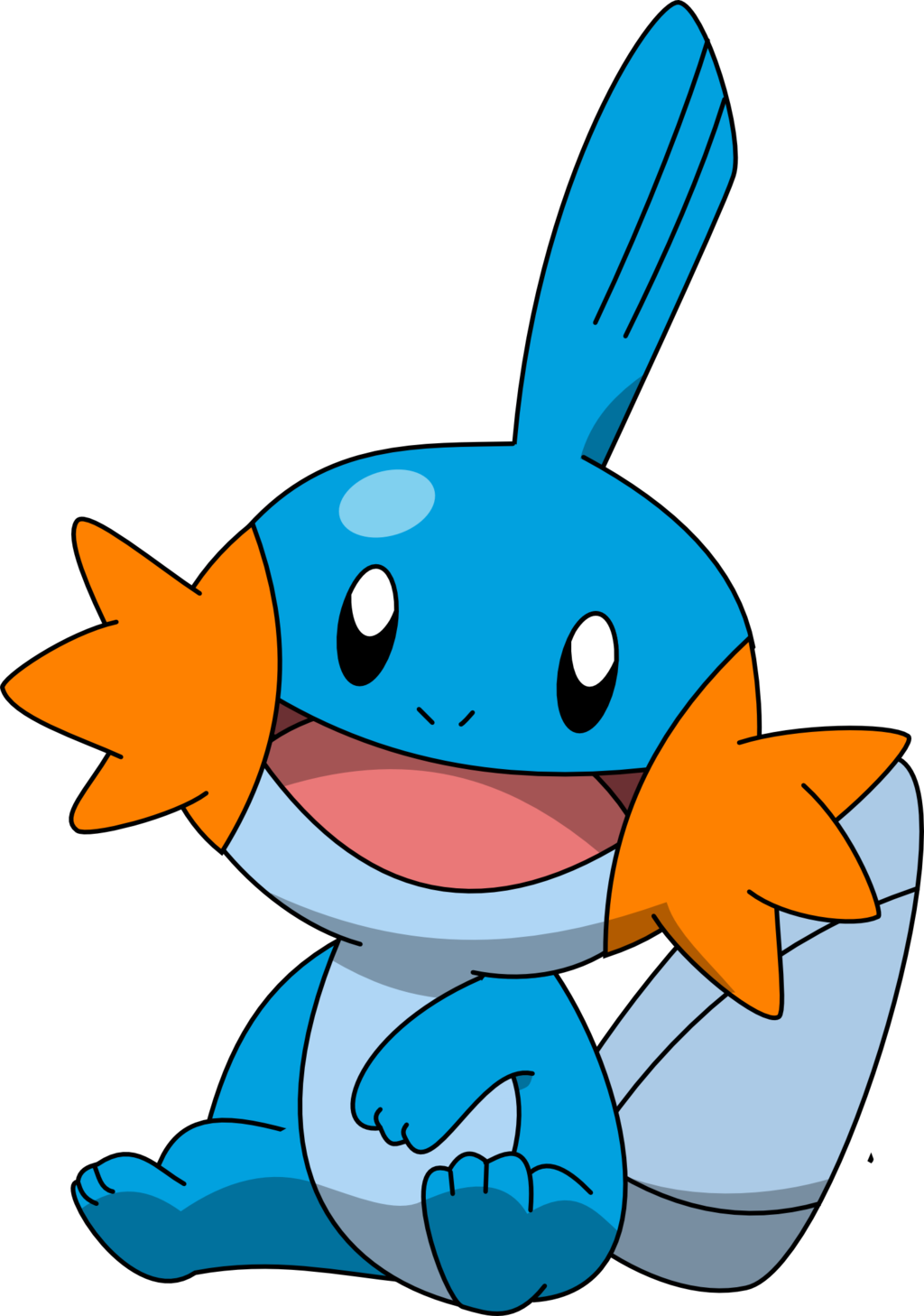 Mudkip drawing. Pokemon anime manga pinterest