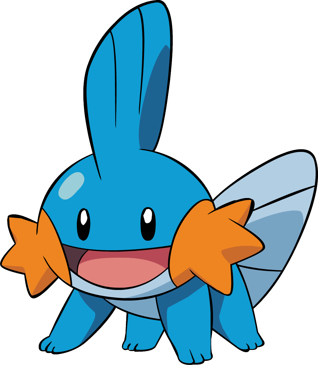 mudkip drawing art