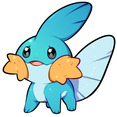 Mudkip drawing simple. My pokemon teams pinterest