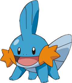 Mudkip transparent fancy. Poke beat high and
