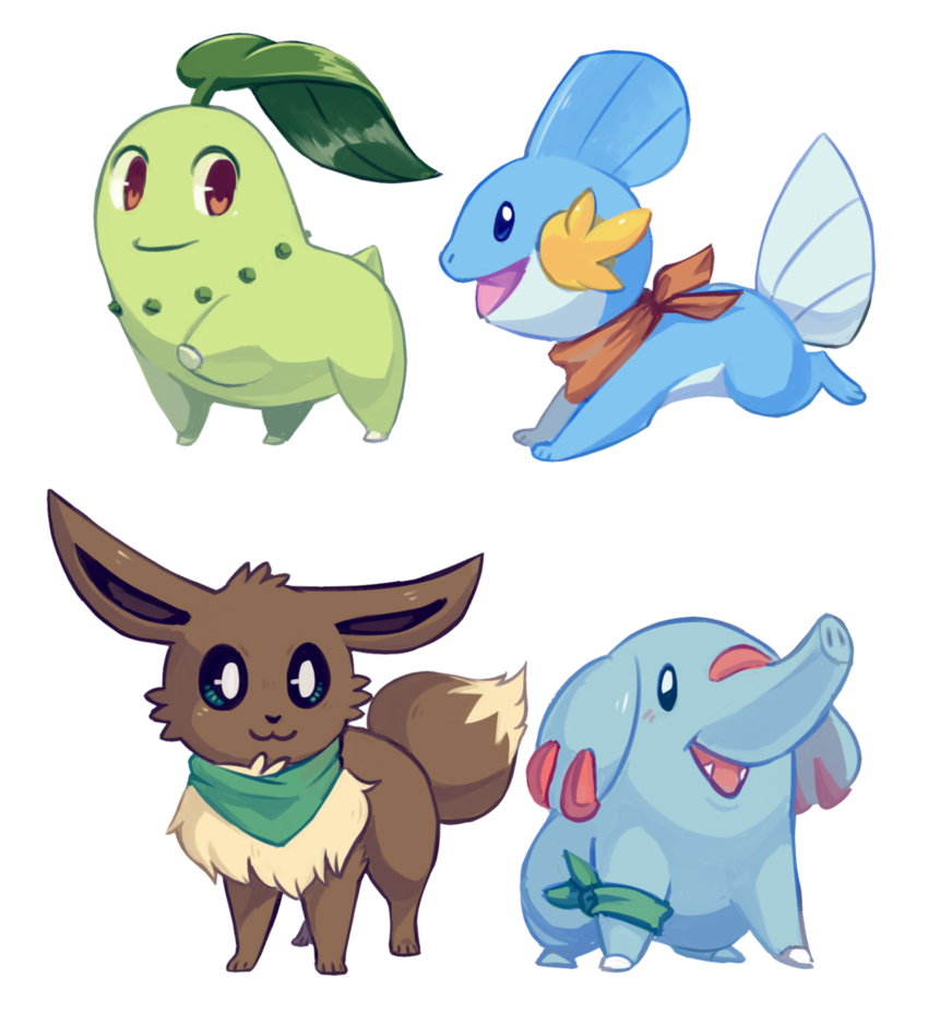 Mudkip transparent pmd. Teams by flavia elric