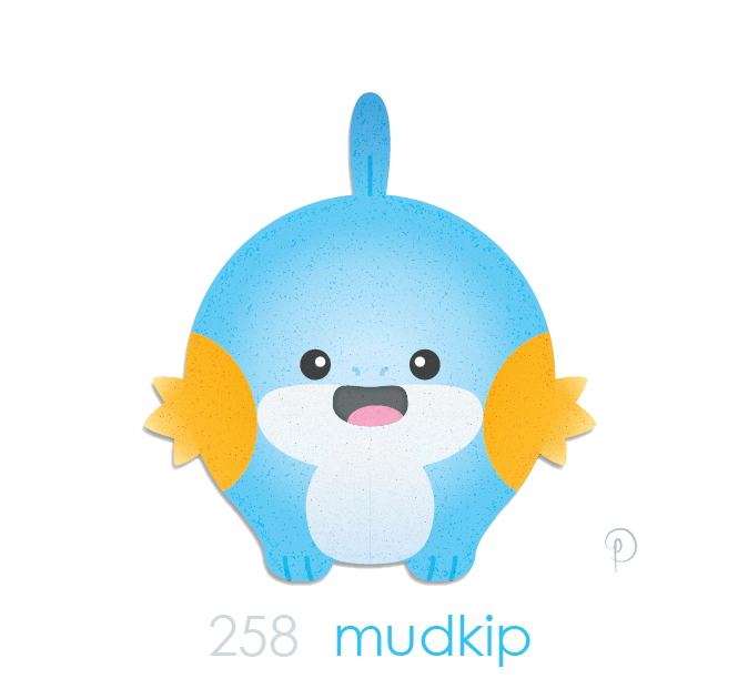 Mudkip transparent top hat. Double dot tuesday poke