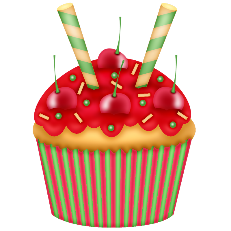 Muffin clipart 3 cupcake. Sd element png art