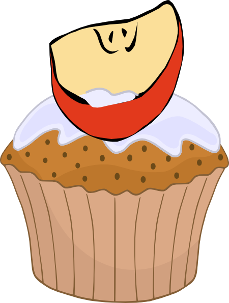 Clip art at clker. Muffin clipart baked goods clip art freeuse