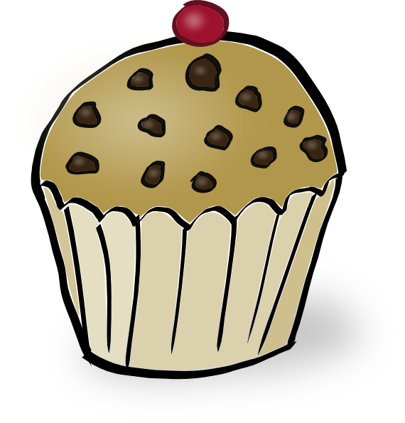 Muffin clipart lemon cake. Free muffins cliparts download