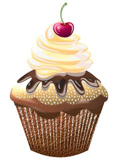 Cupcakes png deviantart pesquisa. Muffin clipart baked goods clip art royalty free stock