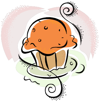 Muffin clipart baked goods. Mom and free muffins