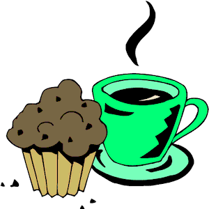 Muffin clipart cack. Free cliparts coffee cake