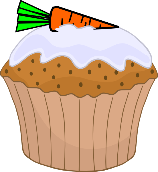 muffins clipart animated