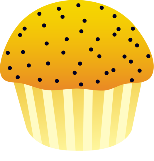 muffins clipart group