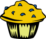 Muffin clipart. Free page of public