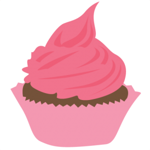 Muffin svg animated. Food miss kate cuttables