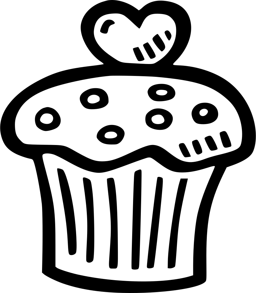 Muffin svg animated. Png icon free download