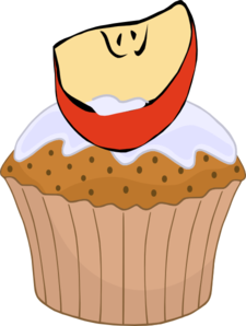 Muffins clipart animated. Pix for clip art
