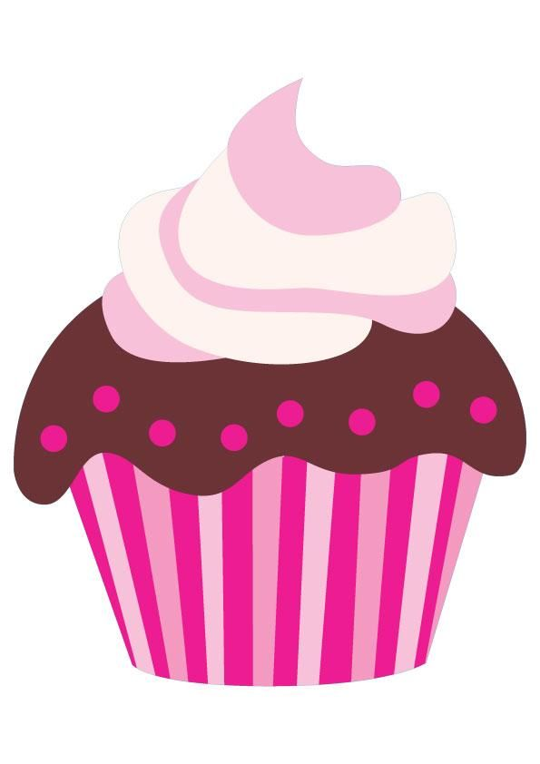 Muffins clipart animated. Cupcake pictures cartoon cute
