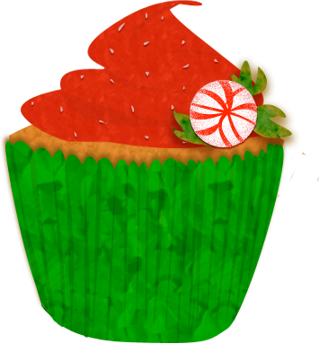 Muffins clipart january. Free cupcakes cliparts download
