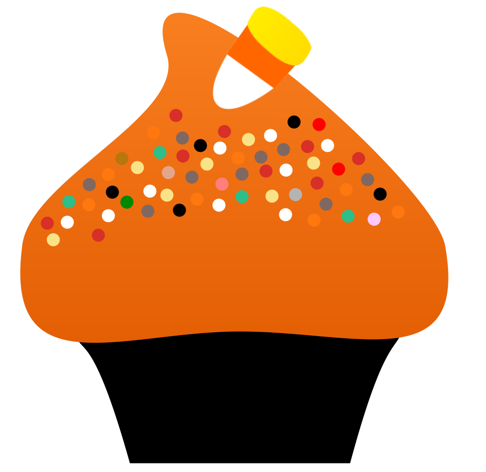 Sale clipart halloween. Free january cupcakes cliparts