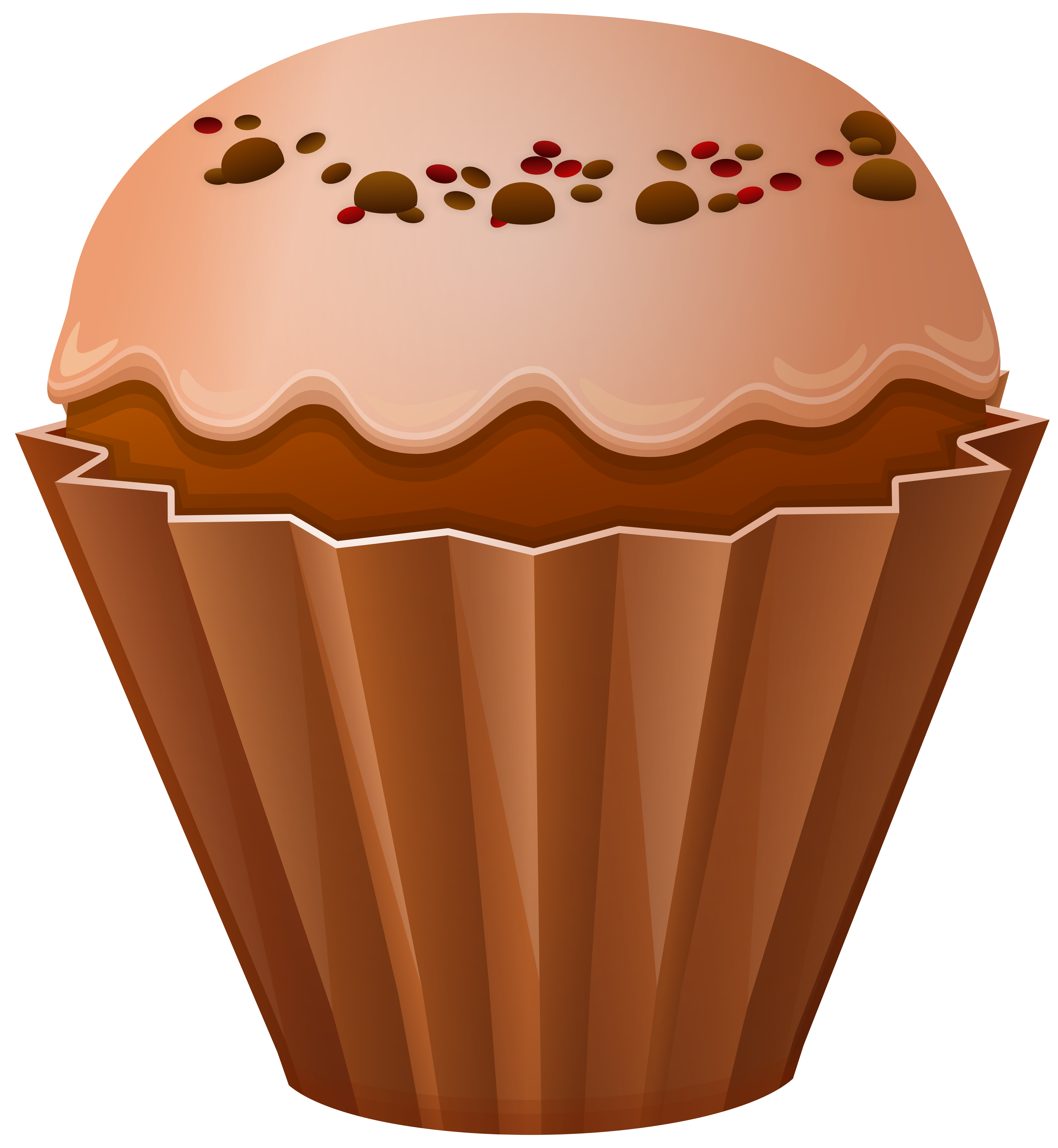 Muffins clipart new year. Muffin png clip art