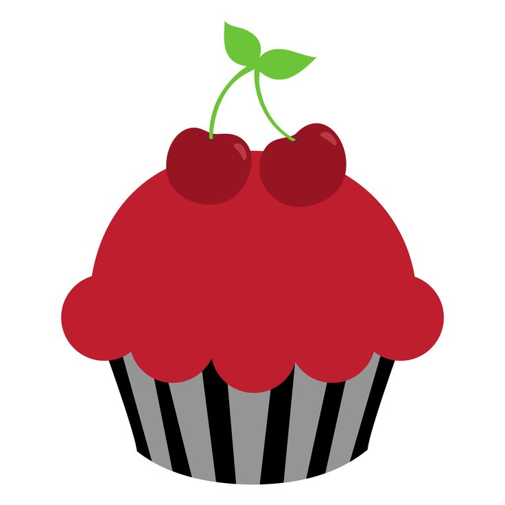 Muffins clipart new year. Best cupcakes images