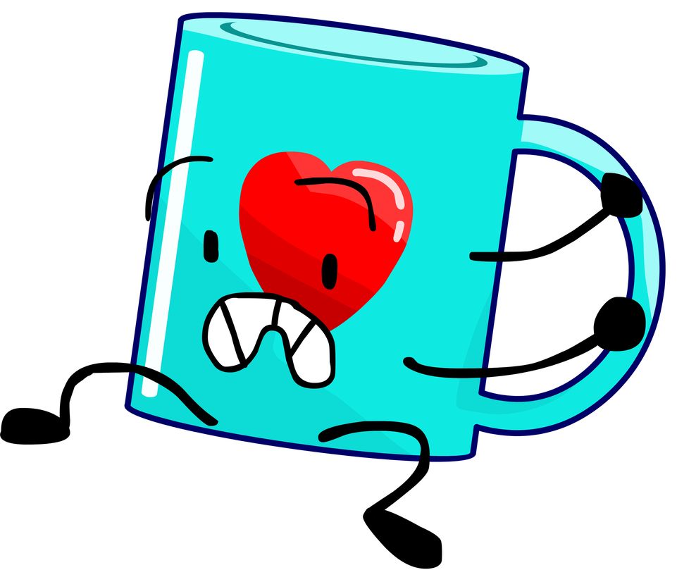 Mugs clipart one object. Activate mug by huangislandofficial