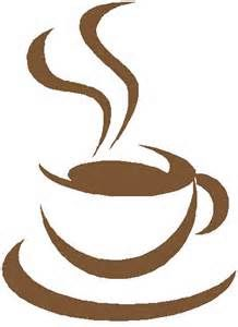 Mug clipart one object. Coffee cup black and