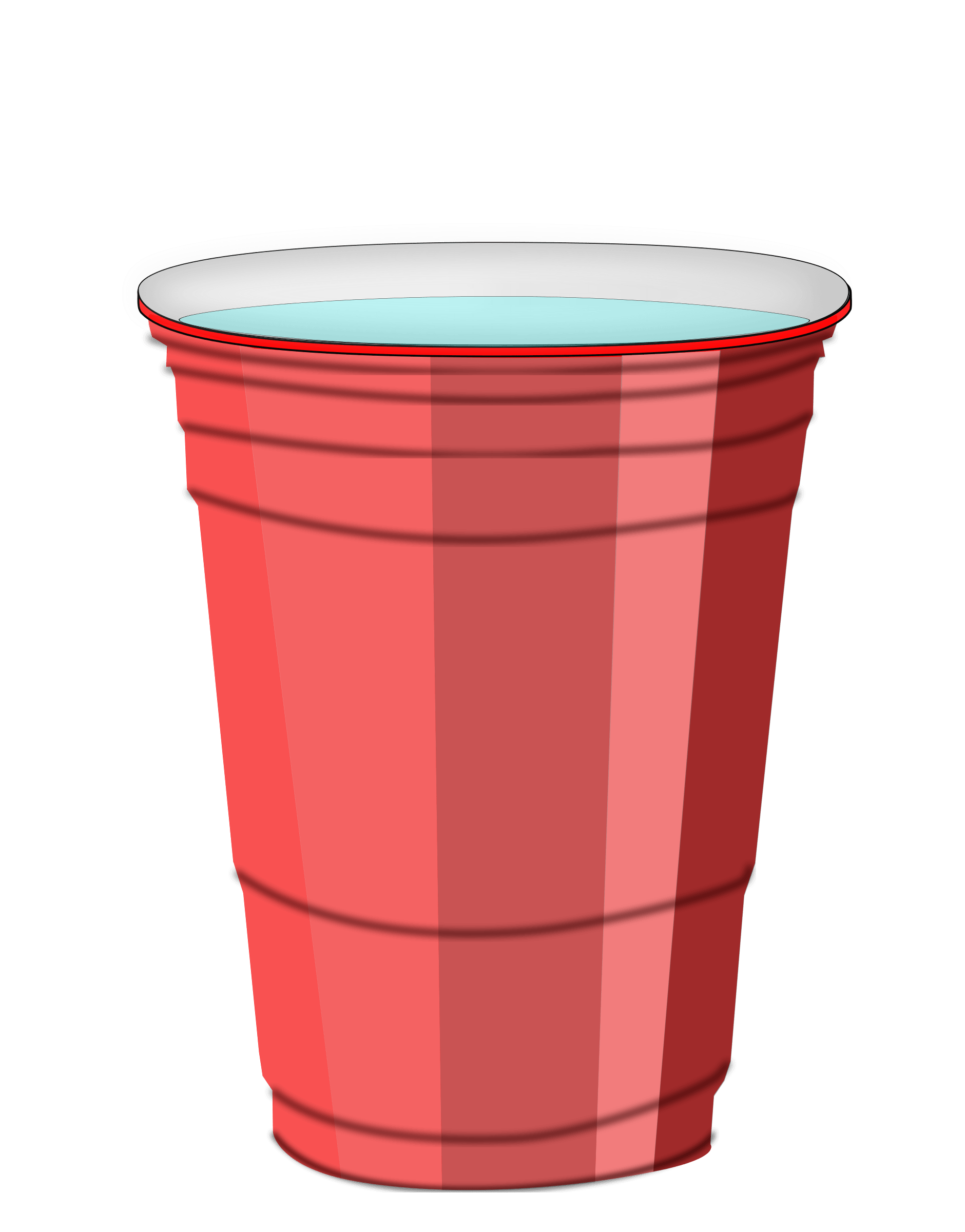 Mug clipart smooth object. Plastic cup cliparts zone