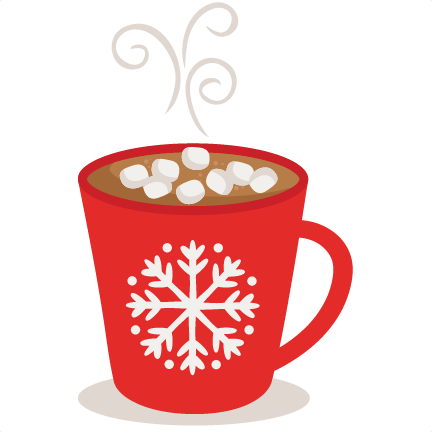 winter svg hot cocoa