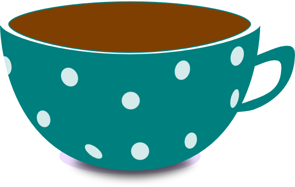 Cup clipart. Green chocolate clip art