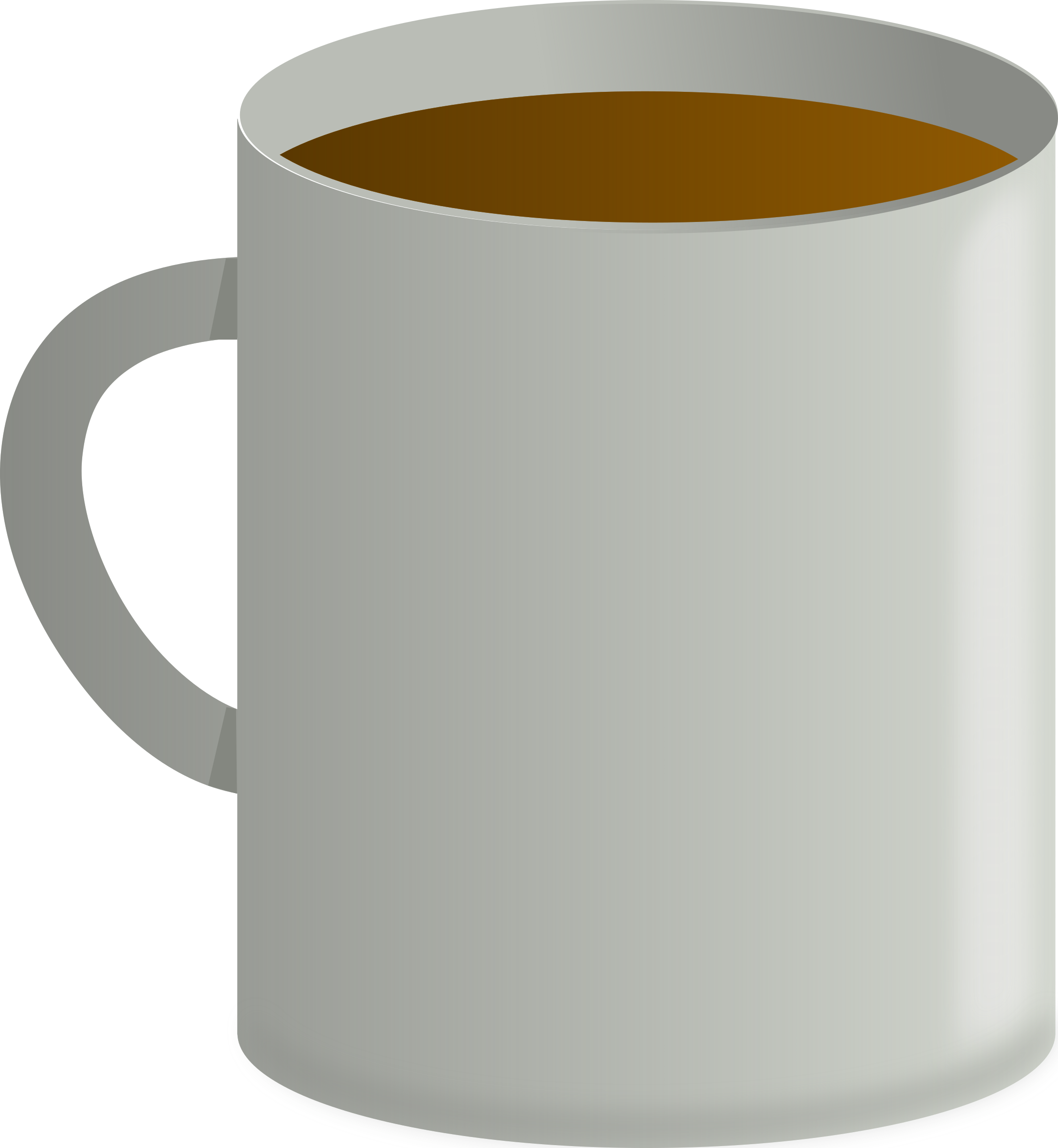 coffee mug vector png