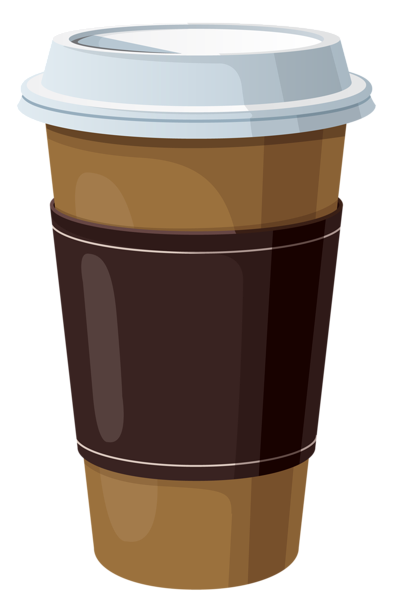Mugs clipart travel cup. Coffee in plastic png