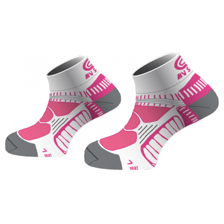 Mujer rosas png. Calcetines t cnicos running