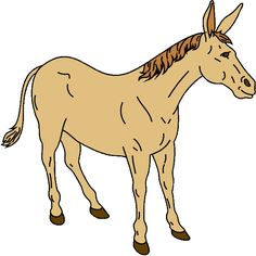 Mule clipart clip art. Google search for animated