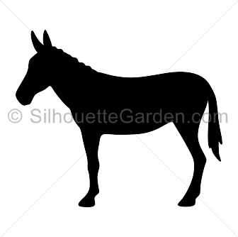 Mule clipart printable. Pin by muse printables