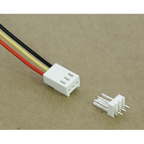 Multi clip connector. Connectors pin all electronics