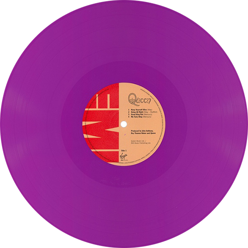 Multi color vinyl png lp. Studio collection compilation by