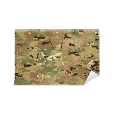 Multicam vector digital camo. Armed force camouflage fabric