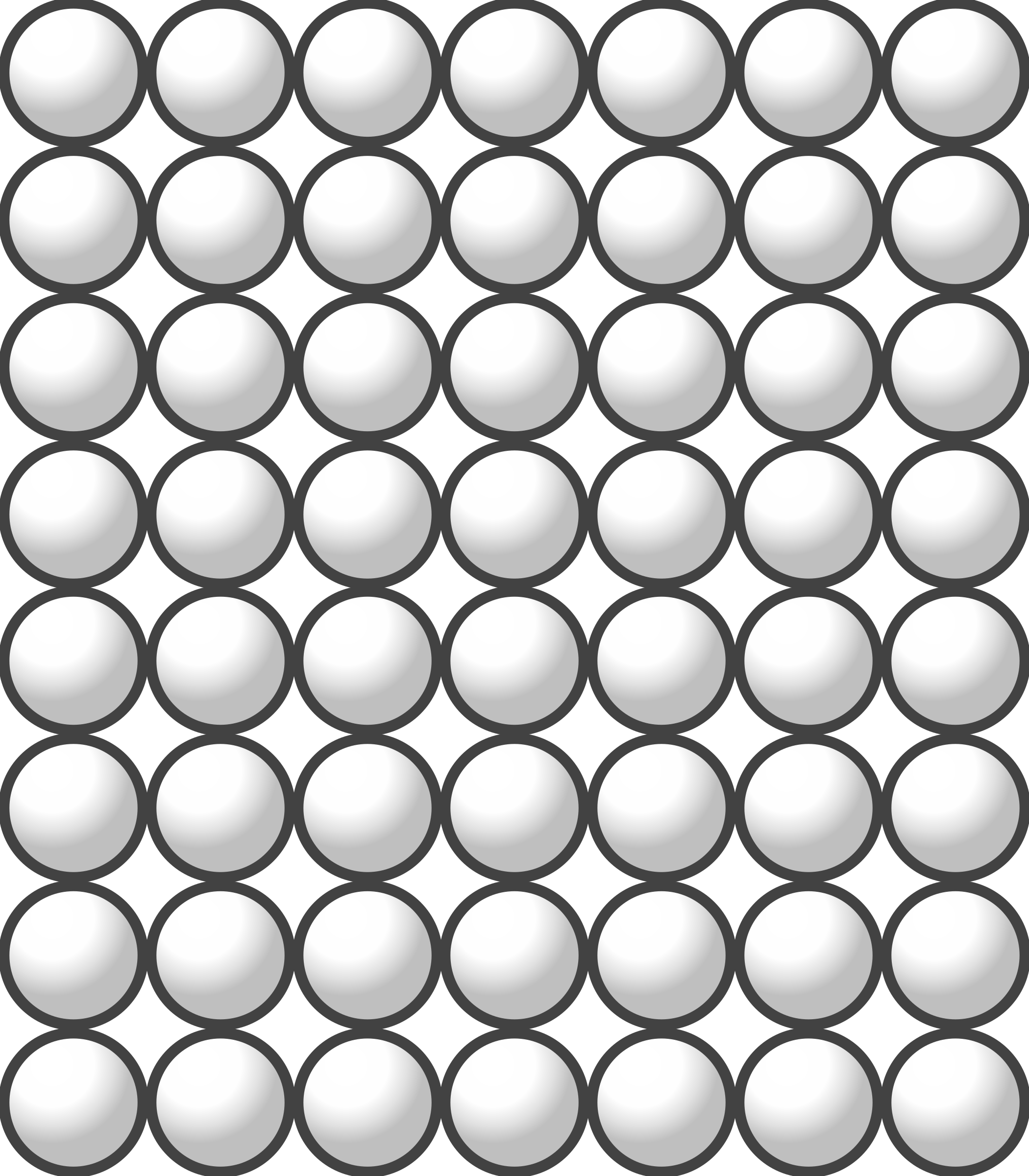 Multiplication clipart black and white. Beads quantitative picture for