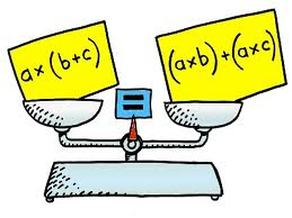 Multiplication clipart calculation. Distributive property of sonoran