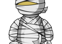 Mummy clipart. Pictures best of cartoon